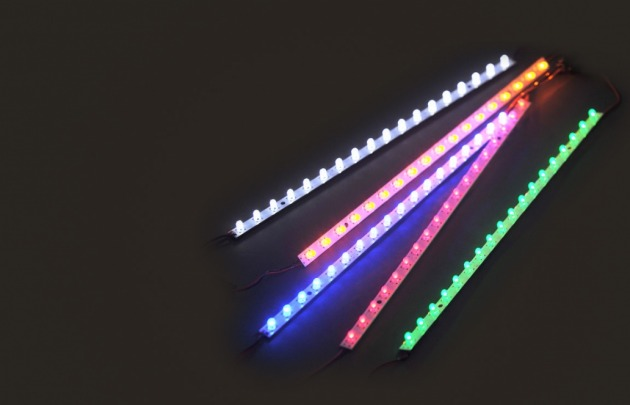Linkable Rigid LED Strips